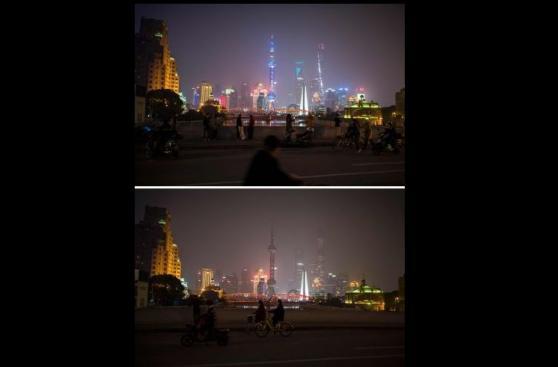 Países apagan sus luces por la Hora del Planeta [FOTOS]