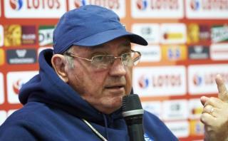 Markarián: lo que dijo sobre Perú antes del duelo con Uruguay