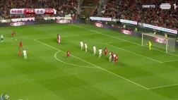 Cristiano intratable: anotó golazo de tiro libre ante Hungría