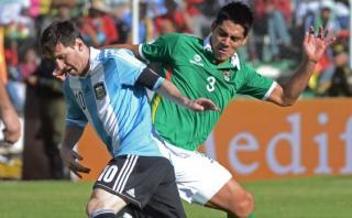 Argentina vs. Bolivia: día, hora y canal del partido en La Paz