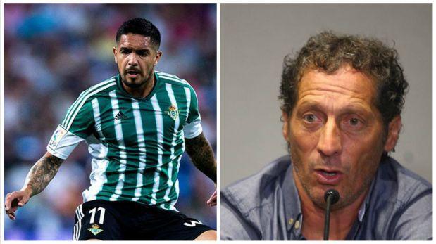 """Pedro Troglio: """"Queremos recuperar al Juan Vargas del Betis"""""""
