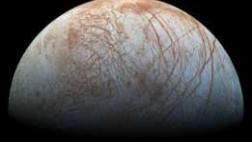 Por qué en la luna Europa se encontraría vida extraterrestre