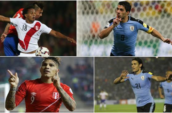 El once titular de Uruguay vale 7 veces más que el de Perú