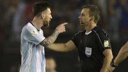 Messi fue suspendido cuatro fechas y no jugará contra Perú