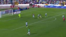 Gol de Juan Carlos Arce: así marcó el 1-0 ante Argentina