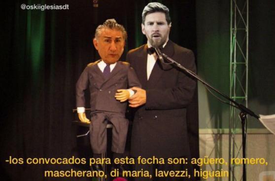 Argentina vs Bolivia: los divertidos memes del duelo en La Paz