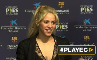 Shakira y FC Barcelona construirán escuela en Barranquilla