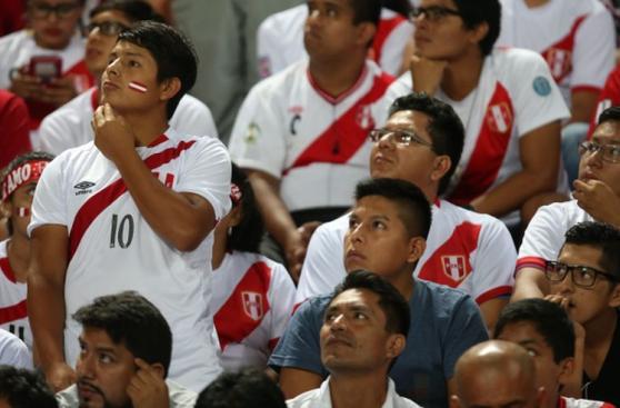 Perú vs. Uruguay: las imágenes de la previa del partido