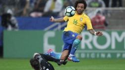 El exquisito gol de Marcelo que grafica el gran juego de Brasil
