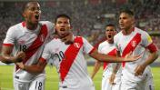 Perú venció 2-1 a Uruguay y sigue en la pelea hacia Rusia 2018