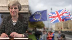 Reino Unido: Theresa May inicia formalmente proceso del Brexit