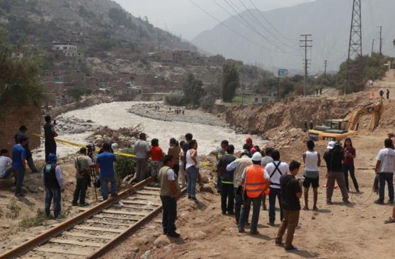 Río Rímac: el dramático rescate de ingeniero tras 6 horas