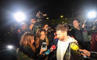 """Lionel Messi: """"Mis palabras fueron al aire, no al asistente"""""""