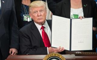 Expertos advierten del impacto medioambiental del muro de Trump