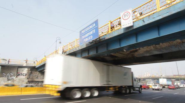 Alcalde del Rímac pide a Lima evaluar daños en cinco puentes