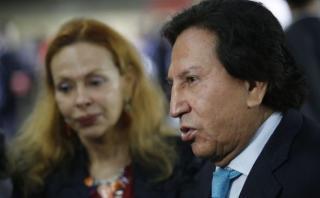 El Poder Judicial congela fondos y pensión de Alejandro Toledo