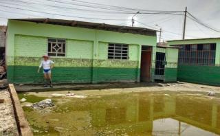 Áncash: no se reiniciarán clases en 75 colegios por lluvias