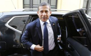 "Ollanta Humala invoca al ""orden constitucional"" en Venezuela"