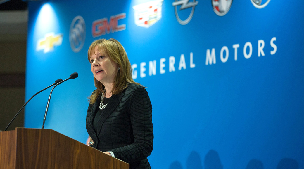 Claves para liderar una crisis, según CEO de General Motors