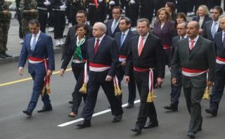 Ex ministros de Ollanta Humala condenan golpe en Venezuela