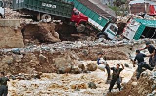 ¿Qué tan afectados están los proyectos mineros por las lluvias?
