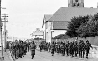 Historia congelada: La guerra de las Malvinas, abril de 1982