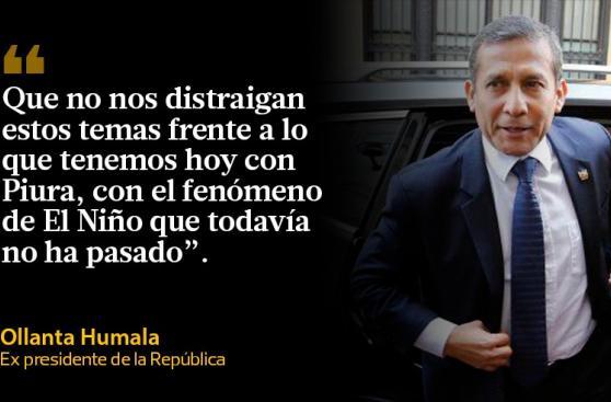 """¿Qué dijo Ollanta Humala sobre """"golpe de Estado"""" en Venezuela?"""