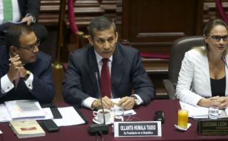 """Humala: """"Invertimos en prevención más que otros gobiernos"""""""
