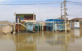 Áncash: se incrementan a 281 los colegios afectados por El Niño