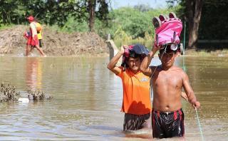 Lluvias en Piura:Empresas en alerta roja por ausentismo laboral