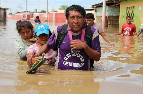 Piura: así sobreviven en Pedregal Grande tras nuevo desborde