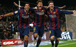 Facebook: el noble gesto del FC Barcelona con el Perú