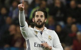Real Madrid: Isco marcó un golazo tras gran pase de Cristiano