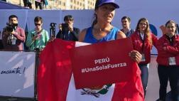 Inés Melchor se impuso en la Maratón 42K de Santiago de Chile
