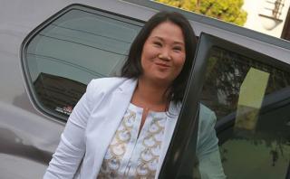 Keiko Fujimori: 39% aprueba su desempeño político, según GFK