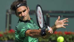 Roger Federer y el genial globo ante Rafael Nadal [VIDEO]