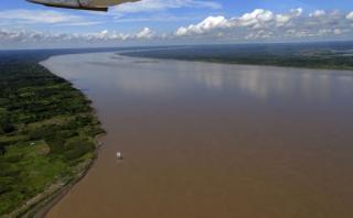 Río Amazonas continúa en alerta roja al superar nivel promedio