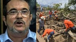 Colombia: FARC se ofrecen a reconstruir Mocoa tras avalancha