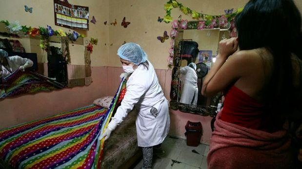 Cercado de Lima: cierran hostales donde ejercían prostitución