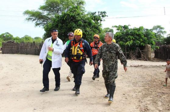 Piura: conozca a los rescatistas mexicanos que salvan vidas