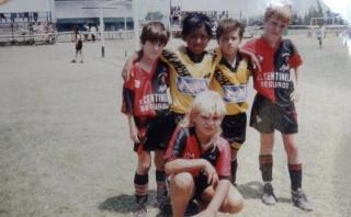 Lionel Messi: el campo donde fue campeón hoy es un depósito