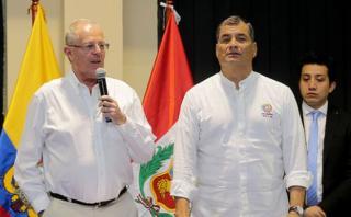 PPK saludó al presidente electo de Ecuador Lenin Moreno