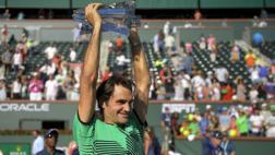 Federer sube en el ránking pero no jugará hasta Roland Garros