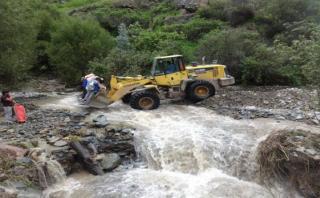 Áncash: pastor evangélico murió al caer al río Aija