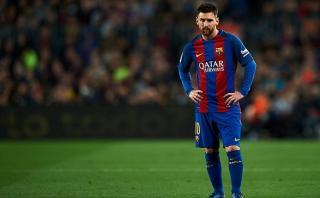 Lionel Messi renovaría contrato con Barcelona hasta el 2022