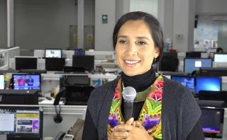 Damaris nos responde cinco preguntas musicales [VIDEO]