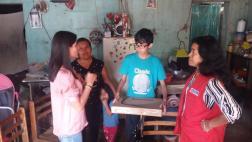 Niño héroe de Chosica recibe apoyo del Ministerio de la Mujer