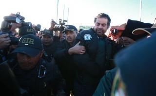 Tribunal acepta ampliar extradición a Martín Belaunde Lossio