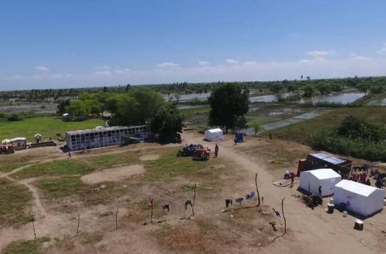 Piura: daños del desborde vistos desde un dron [FOTOS Y VIDEOS]