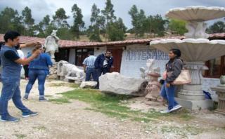Cajamarca: turismo disminuiría en Semana Santa debido a lluvias